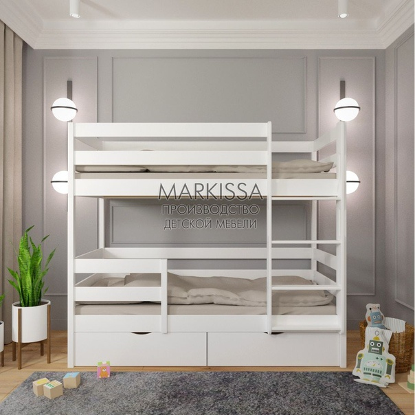 Выбираем кровать для ребенка 3-х лет
