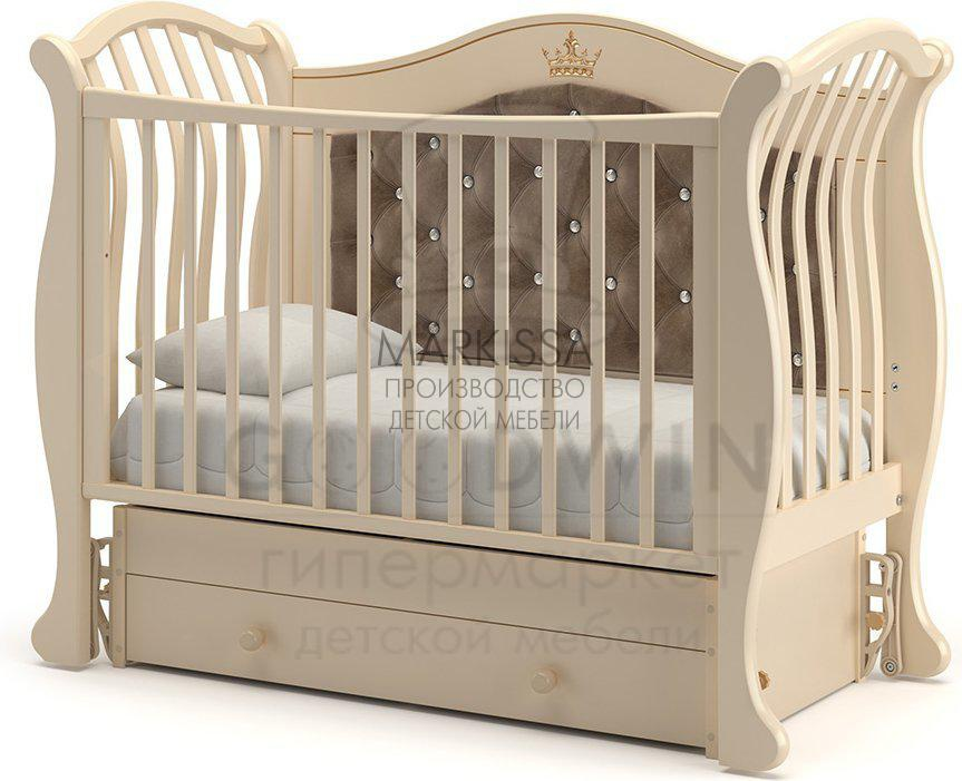 Обустройство спальной зоны для новорожденного