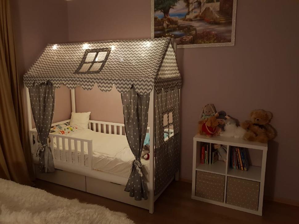 Эстетика детской комнаты